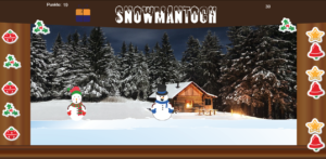 Snowmantouch
